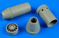 Aires 1/48 Boeing F/A-18E/F Super Hornet Exhaust Nozzles - Closed # 4636