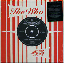 "THE WHO  ""THE BRUNSWICK SINGLES  1965-1966""  VOLUME 1  8 DISCS  STUNNING BOX SET"