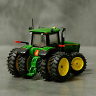 1/64 Farm custom scratch tractor tire kit 6 tires yellow + axle