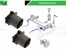 FOR TOYOTA YARIS REAR CARRIER SUSPENSION TRAILING ARM BEAM BUSHES ONLY 1999-2005