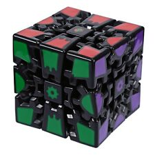 New Gearwheel 6 sides Rubik's Cube Magic Combination 3D Gear Cube Speed Puzzle