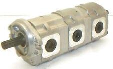 Yanmar YB201 Excavator Triple Hydraulic Pump 19020-07800