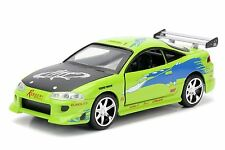 JADA 1/32 DISPLAY FAST & FURIOUS BRIAN'S 1995 MITSUBISHI ECLIPSE 98674-DP1