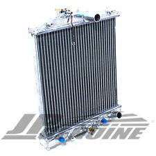SINGLE CORE / ROW RACING RADIATOR w/ CAP - HONDA CIVIC AT AUTOMATIC 88-00