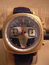 MINERVA CHRONOGRAPH VINTAGE MEN'S WATCH – VALJOUX 7734