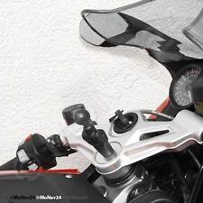 RAM Mount Haltekugel BMW K1200 K1300 R S für Navi GPS Garmin Zumo TomTom Rider