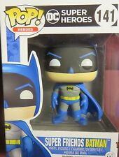 "NEW POP HEROES, FROM DC SUPER HEROES, ""SUPER FRIENDS BATMAN"", #141, FIGURE"