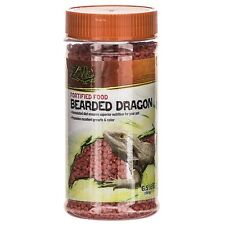 Zilla Bearded Dragon Fortified Daily Food 6.5 oz Direct from manuacture