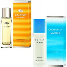 LA RIVE MIX !!!  90ml FOR WOMAN + 90ml DONNA Eau de Parfum !!! Hammerpreis !!!