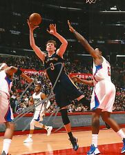 OMER ASIK signed NEW ORLEANS PELICANS 8X10 PHOTO COA D