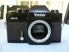 Vivitar 220/SL 35mm SLR Camera Body for Sale