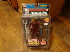 2002 TOY BIZ MARVEL LEGENDS--DAREDEVIL FIGURE (NEW) SERIES III