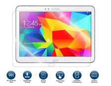 PREMIUM CLEAR LCD TEMPERED GLASS SCREEN PROTECTOR FOR SAMSUNG GALAXY TAB 4 10.1