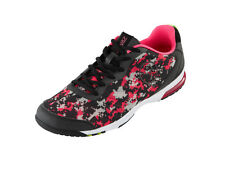 ZUMBA Fitness athletic dance shoes IMPACT PULSE size 10 New black red pink camo