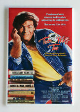 Teen Wolf Too FRIDGE MAGNET (2 x 3 inches) movie poster jason bateman 2