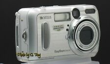 KODAK DX6340-RECONDITIONED DIGITAL CAMERA-VIEW FINDER-USES AA BATTERIES