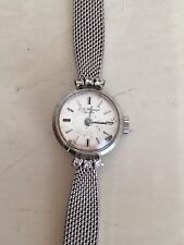 Vintage Chopard Diamond Watch 18 ct White Gold