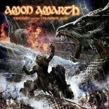 "AMON AMARTH ""TWILIGHT OF THE THUNDER GOD"" CD VIKING NEU"