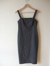 Stunning designer Tocca wool Dress US 6 UK 10 RRP$320