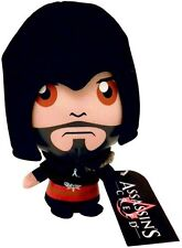 "Assassin's Creed: Revelations - Ezio Auditore 6"" Black Plush (Ubisoft, 2012)"