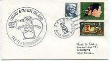 1974 USCGC Staten Island WAGB-278 AWS-74 + Decommissioning Polar Antarctic Cover