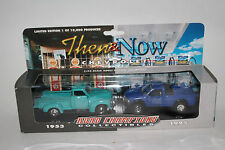 Road Champions Collectibles Then & Now; Chevrolet 1953 and 1995 Pickup Truck
