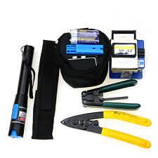Optical Fiber Fusion Splicer Tool Suit Include Fiber Cable Stripper YW-8FS