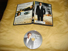 Quantum of Solace (DVD, 2009, Canadian; Sensormatic; Widescreen)