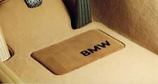 BMW E66 7-Series Genuine Carpeted Floor Mat Set, Mats NEW 745Li 750Li 760Li OE
