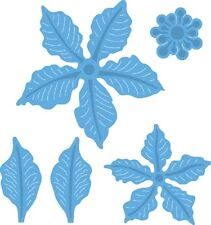 Marianne Design CREATABLES  Cutting & Embossing Die  PETRA'S POINSETTIA LR0435