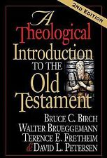 A Theological Introduction to the Old Testament by Birch; Brueggemann; Peterson