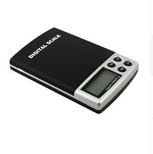 Digital Scale 1000g x 0.1g Jewelry Gold Silver Coin Gram Mini Pocket Size Herb