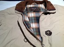 Women's French Country Express Coat Tan Xs
