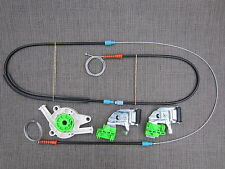 2002 AUDI A4 ELECTRIC WINDOW REGULATOR REPAIR SET FR FRONT RIGHT OSF UK SUPPLIER