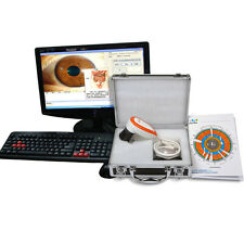 5.0MP USB Pro DigitaI Eye iriscope Iridology camera Iris Analyzer + Pro Software