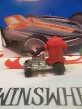 HOT WHEELS ZOWEES 1972 #32-1 FIRE ENGINE HYDRANT LOOSE