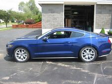 "2015 2016 Ford Mustang 2.3 Turbo Eco-boost Axle Back 2.5"" Coupe *Polished Tips*"