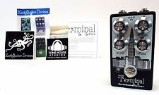 EarthQuaker Devices Terminal Analog Fuzz Boost Guitar Bass Effects Pedal NIB