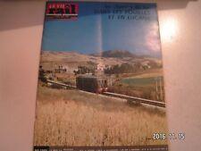 **a La vie du Rail n°1351 Les chemins de fer dans les pouilles et en Lucanie