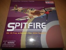 DRAGON WINGS 1:72 SPITFIRE MK.VB TROP W/ ABOUKIR FILTER NO 601 SQN RAF