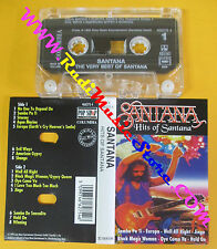 MC CARLOS SANTANA Hits of santana 1995 holland COLUMBIA 4662754 no cd lp vhs dvd