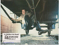 JAMES BOND OCTOPUSSY ORIGINAL FRENCH PHOTO ROGER MOORE