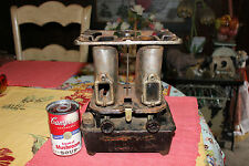 Antique Central Oil & Gas Stove Co. Dual Burner Kerosene Stove-Small Size Stove