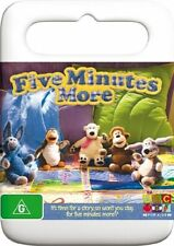 Five Minutes More DVD, R 4, Very Good Condition, Fast & Cheap Postage....649