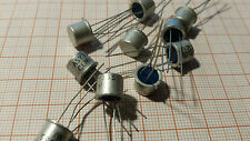 10pcs  ASY33S =  AC128 - Germanium PNP transistor - Made in Poland