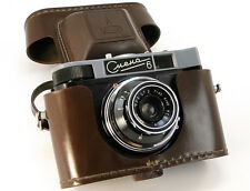 *RAREST* 1965 Smena-6 Russian Soviet USSR LOMOGRAPHY LOMO Compact 35mm Camera 8m