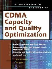 CDMA Capacity and Quality Optimization by Adam N. Rosenberg and Sid Kemp...
