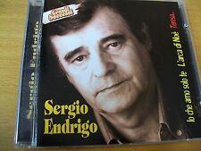 SERGIO ENDRIGO IO CHE NON AMO SOLO TE,L'ARCA DI NOE ETC  CD MINT-