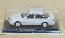 "DIE CAST "" DAEWOO CIELO "" LEGENDARY CARS SCALA 1/43"