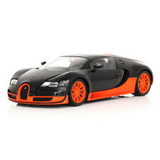 Minichamps 1.18 Scale Bugatti Veyron Super Sport Carbon / Orange Year 2010 / 11